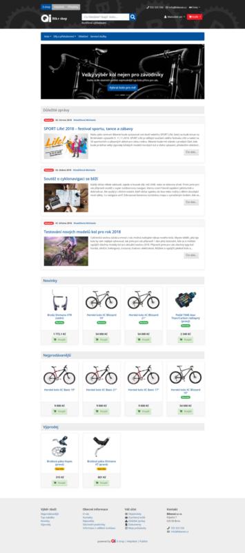 Váš e-shop môže vyzerať ako chcete
